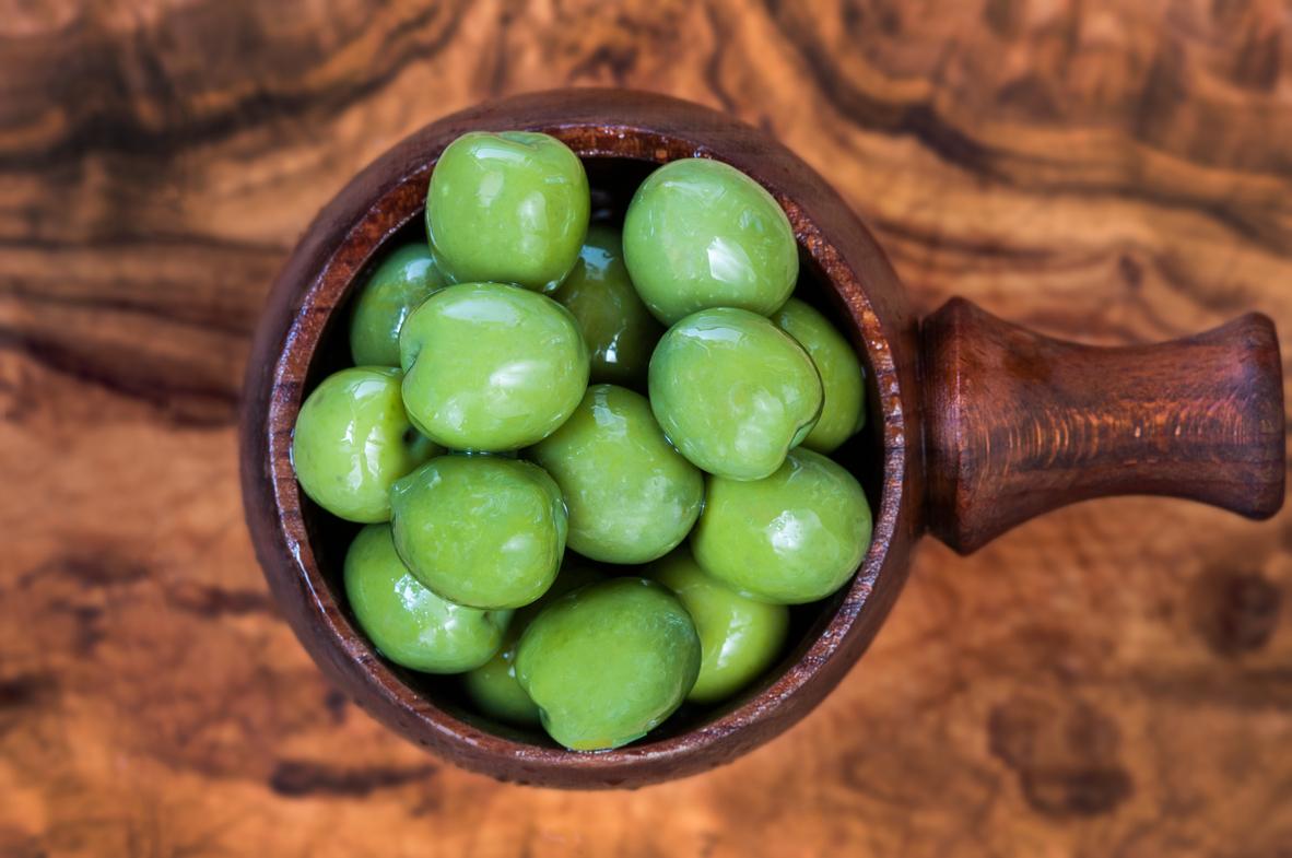 Italian Green Olives