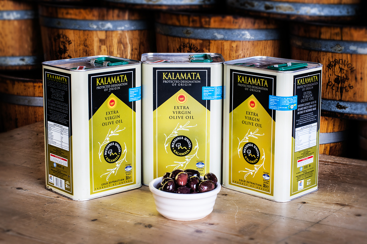 Kalamata Extra Virgin Olive Oil PDO